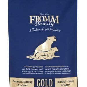 15 kg Fromm Senior Gold