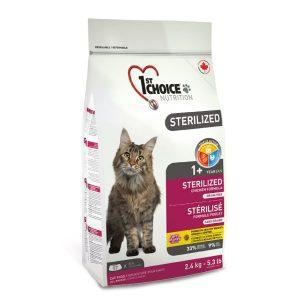1Choice sterilized kattefoder 10 kg