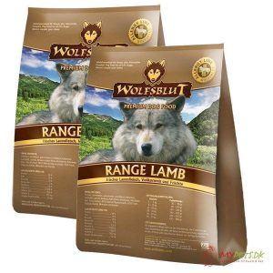 2 x 15 kg. Wolfblut Range Lamb Adult storkøb rabat