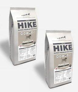 2x12 kg HIKE Hvalp - Kornfrit og Dansk