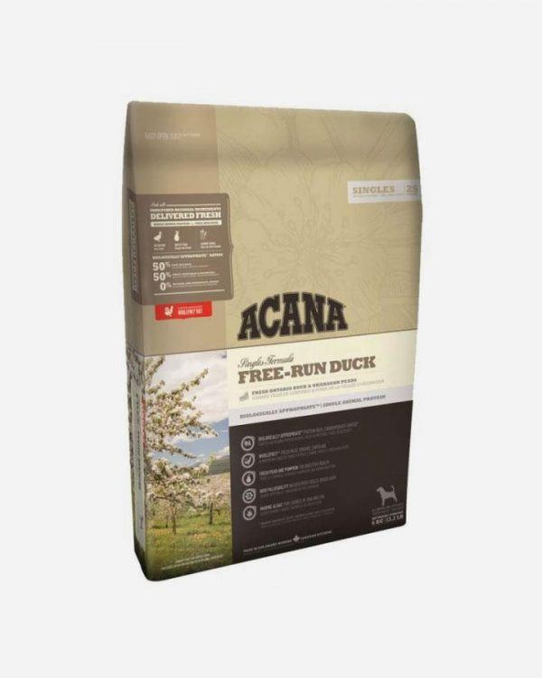 ACANA Free-Run Duck - Single protein, 6 kg