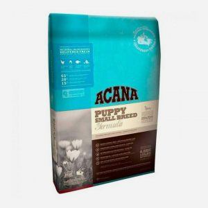 ACANA - Puppy Small Breed (Kylling & Fisk), 2 kg