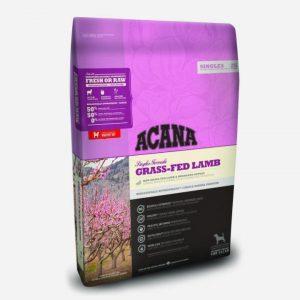 ACANA Singles - Grass Fed Lam & Apple, 340 g