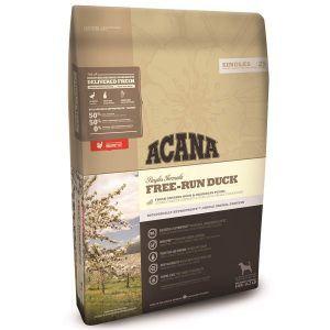Acana Free-Run Duck hundefoder, Single protein