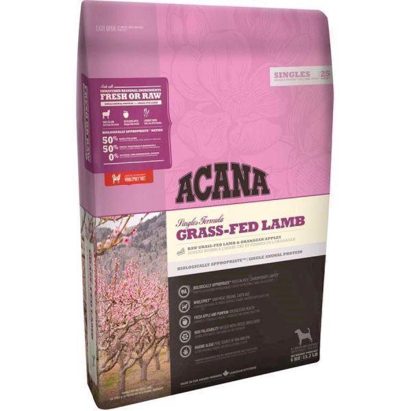 Acana Grass-Fed Lamb hundefoder, Single protein