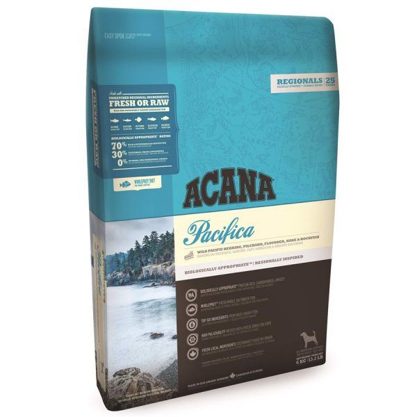 Acana Pacifica hundefoder, regionals, 340