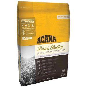 Acana Prairie Poultry hundefoder, Classics, 11.4 kg