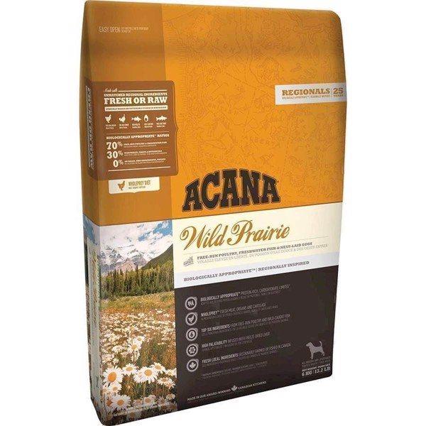Acana Wild Prairie Hundefoder, Regionals, 2 kg