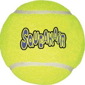 AirKong Squeaker tennisbold XL 1stk