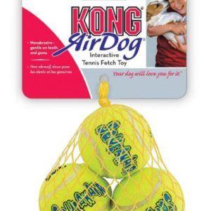 AirKong Squeaker tennisbolde X-small 3stk