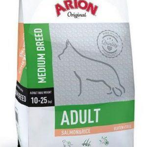 Arion Original Adult Medium Laks og ris 12 kg