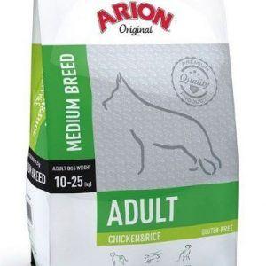 Arion Original Adult Medium kylling og ris 12 kg