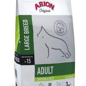 Arion Original Large Breed Kylling og ris 12kg
