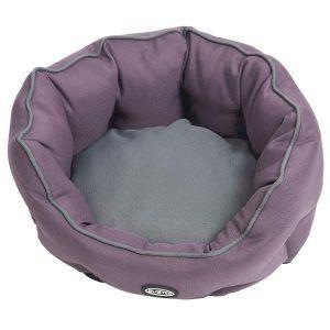 BUSTER Cocoon seng, Black Plum/Steel Grey, medium