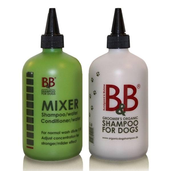 B&B mixerflaske