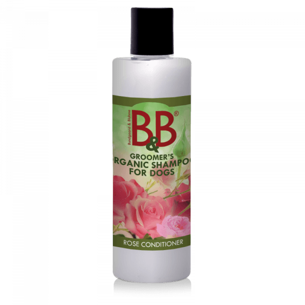 B&B økologisk hundebalsam med Rosenolie