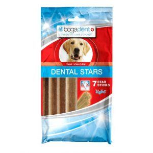 Bogadent Dental Stars hund 7 stk / 180g