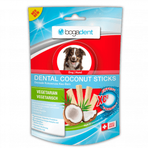 Bogadent Dental Sticks Kokos 50g
