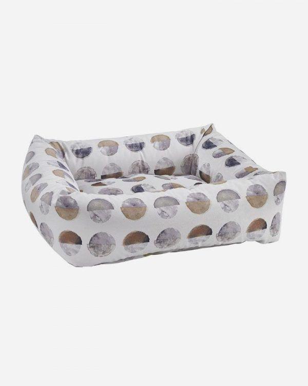 Bowsers Dutchie bed - Hundeseng med fyldige kanter - Eclipse