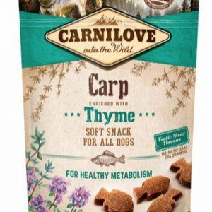 Carnilove Soft Snack Karpe & Timian, 200 g