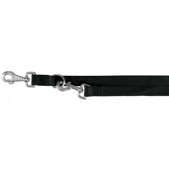 Classic Føreline sort 200/1 cm