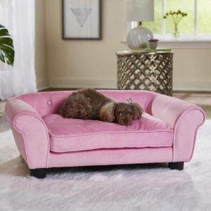 Cleo Sofa Pink - Hunde/Katte Seng