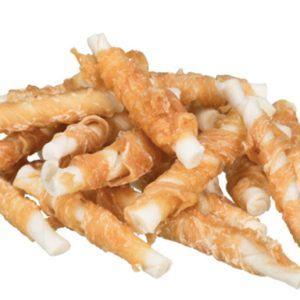 Denta Fun Mini, tyggeben m. kylling, 6 cm - 120 g