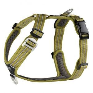 Dog Copenhagen Comfort Walk Air Hunting Green - XL