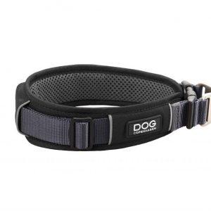 Dog Copenhagen Urban Explorer Collar Black - L/XL
