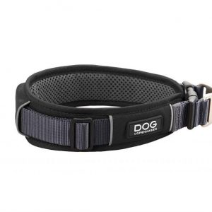 Dog Copenhagen Urban Explorer Collar Black - S