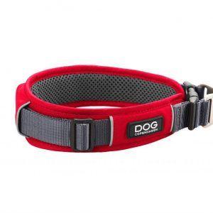 Dog Copenhagen Urban Explorer Collar Classic Red - L/XL