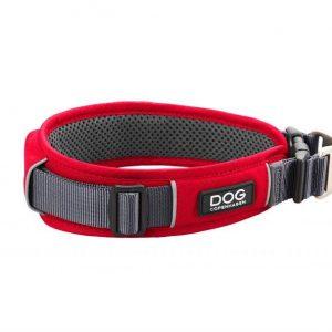 Dog Copenhagen Urban Explorer Collar Classic Red - S