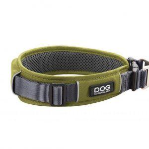 Dog Copenhagen Urban Explorer Collar Hunting Green - L/XL