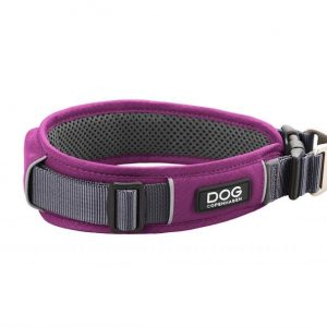 Dog Copenhagen Urban Explorer Collar Purple Passion - S
