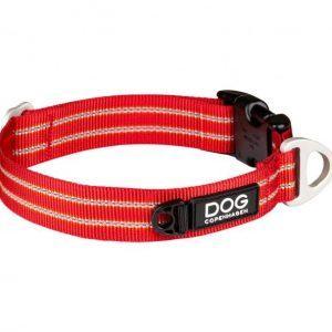 Dog Copenhagen Urban Style Collar Classic Red - L