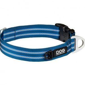 Dog Copenhagen Urban Style Collar Ocean Blue - L