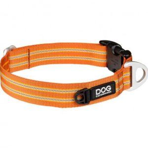 Dog Copenhagen Urban Style Collar Orange Sun - S