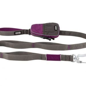 Dog Copenhagen Urban Trail Leash Purple Passion - L