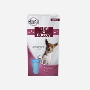 Doogy Paw Cleaner - kop med indbygget børste der renser poterne, Large