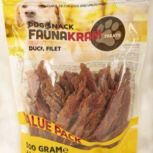FAUNAKRAM Duck Filet - XL 500 g