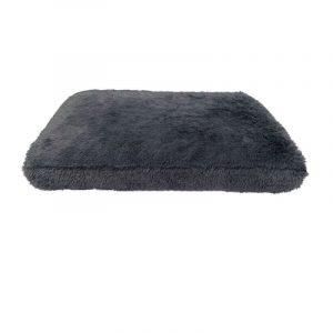Fluffy Hundepude - Koksgrå
