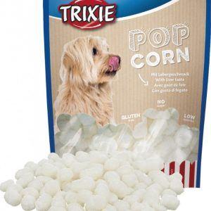 Glutenfri Popcorn puffede ris, m. leversmag, 100 g - LOW FAT