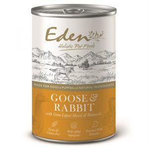 Goose & Rabbit, Gourmet vådfoder