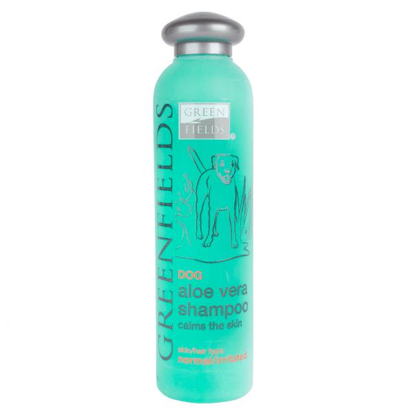 Greenfields Shampoo Aloe Vera 250 ml
