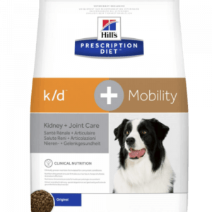 Hill's Prescription Diet k/d + Mobility hundefoder 12 kg