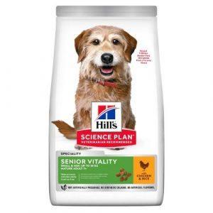 Hills Senior Vitality 7år+ Small & Mini 6kg