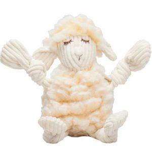 Huggle Hounds Flufferknotties Louise The Lamb Small