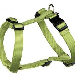 Hundesele, H-sele limegrøn