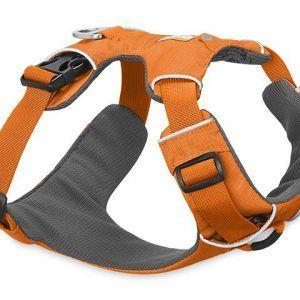 Hundesele, Multisele, Ruffwear Orange