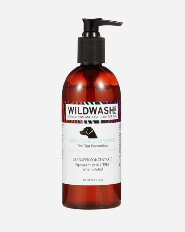 Hundeshampoo - Anti insekt hundeshampoo